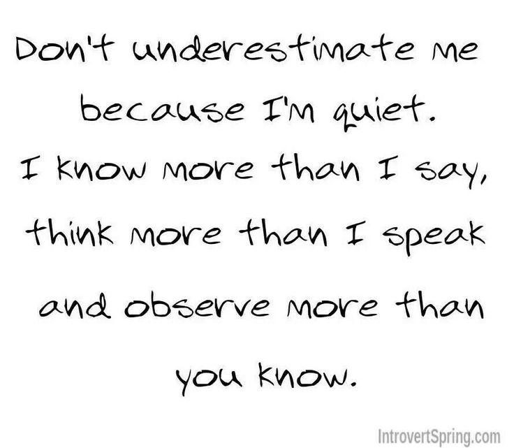 quiet knowing