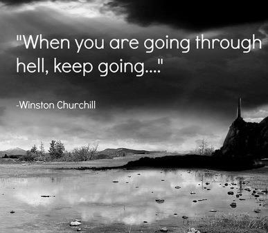 going+through+hell