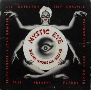 Vintage Mystic Eye