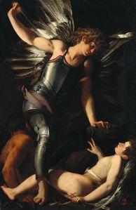 Giovanni_Baglione | The Divine Eros Defeats the Earthly Eros