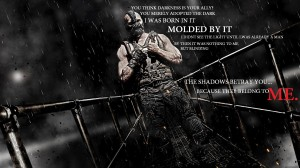 Bane quote - The Dark Knight Rises