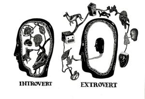Introvert:Extrovert by Boris Pramatarov