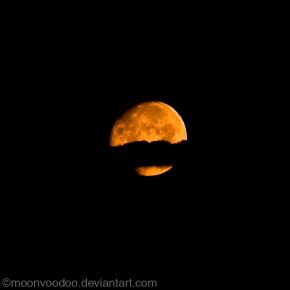 OrangeMoon by MoonVooDoo