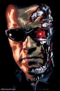 Terminator by odysseyart
