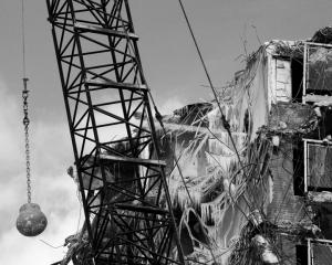 Wrecking_ball  by Paul Goyette