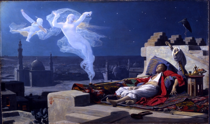 A Eunuch's Dream - Lecomte du Nouy