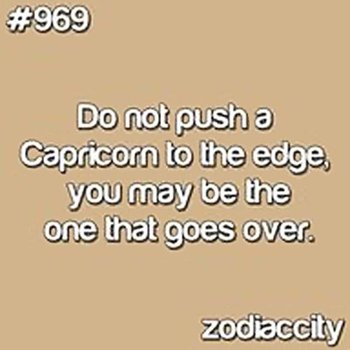 Capricorn Edge - ZodiacCity