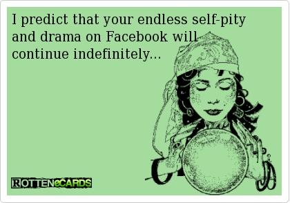 Fb drama - rottenecards