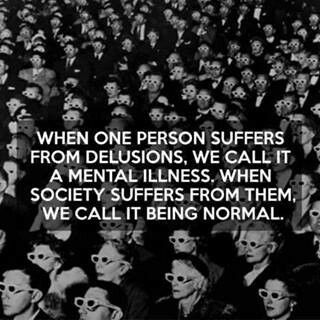 collective delusion