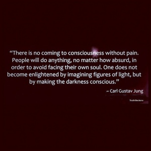Jung on darkness