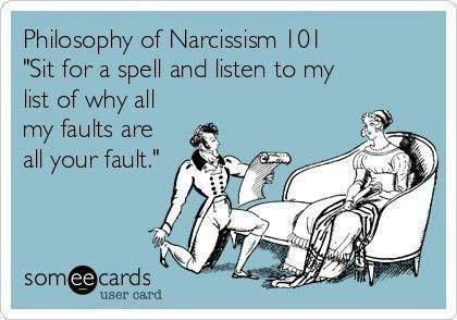 Narcissism 101