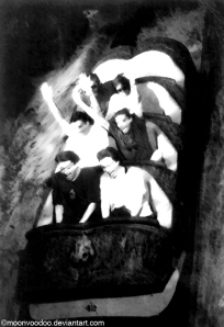 Splash mountain - MoonVooDoo