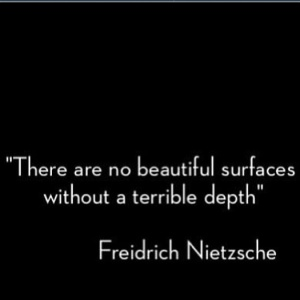 beauty and depth nietzsche