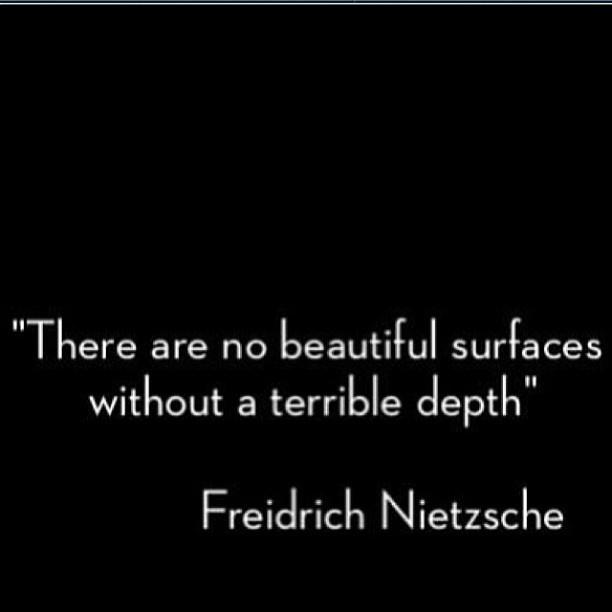 beauty and depth nietzsche