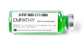 Empathy vial by Valerio Loi