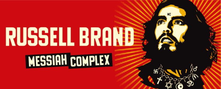 messiah complex tour russell brand