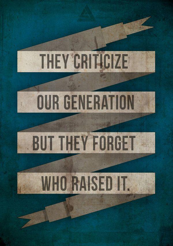 generational influences