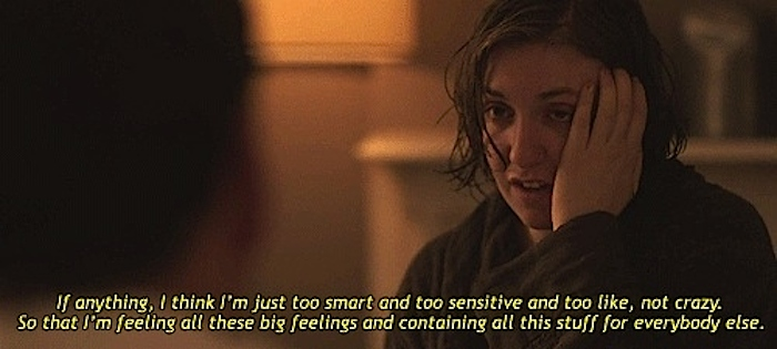 hannah and feelings