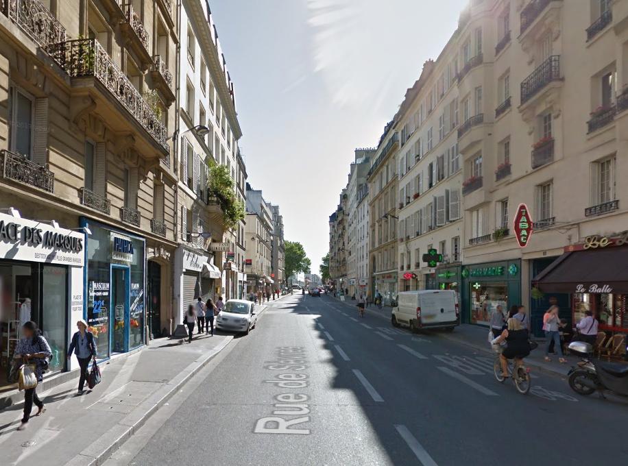 Rue de Sevres