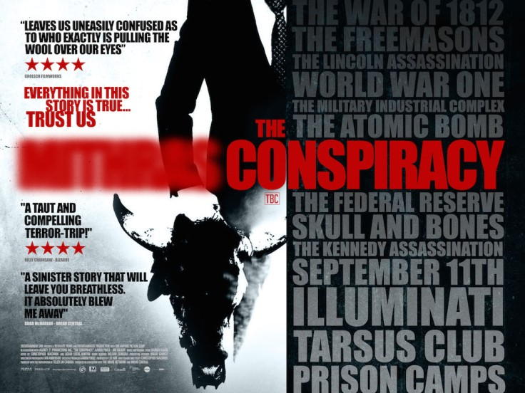 The Conspiracy film poster