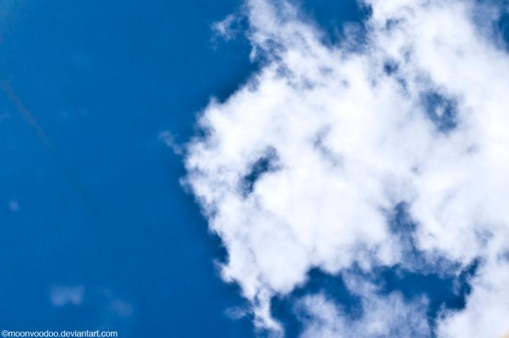 The Sky Below - detail