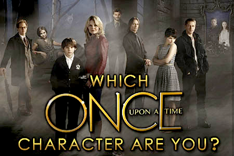 Which OUaT character are you?