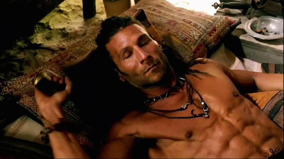 Vane asleep - black sails