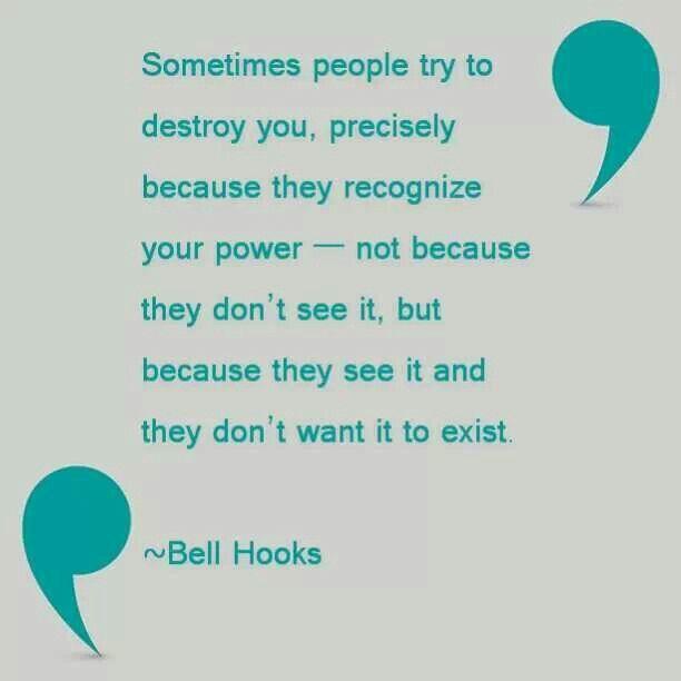 power - bell hooks