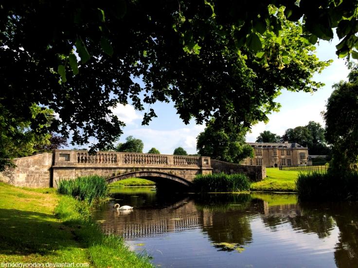 Swan Bridge