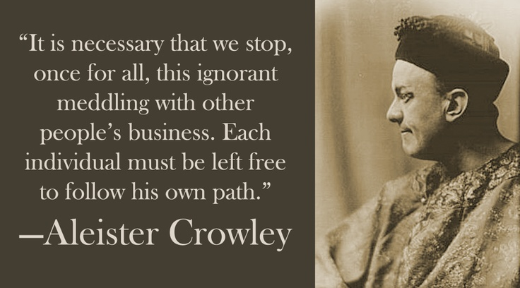 crowley-meddling