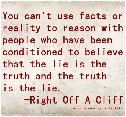 truth versus lie