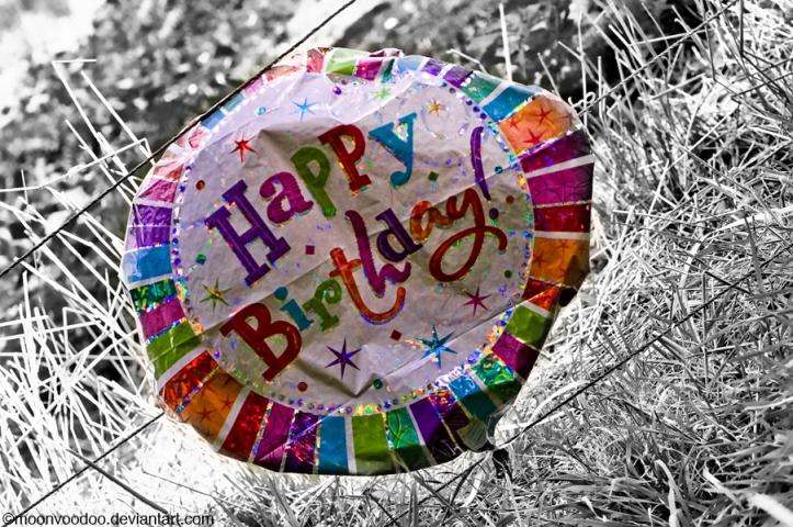 Birthday'sEnd