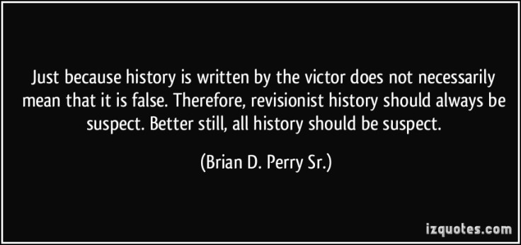 History - Brian Perry