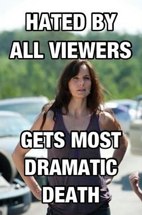 Lori-Walking Dead