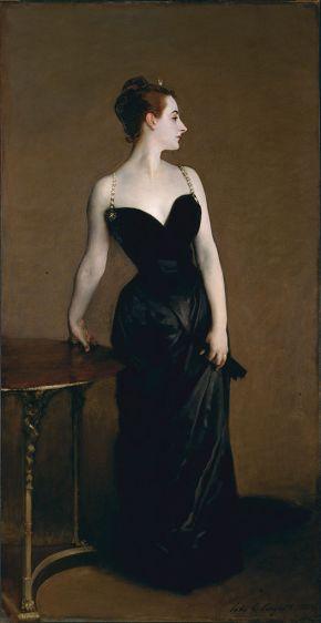 Madame X - John Singer Sargent