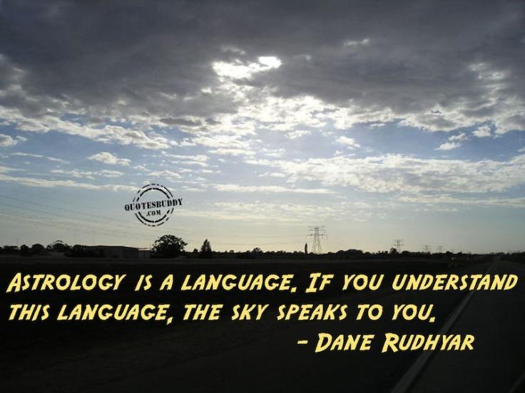 Astrology - Dane Rudhyar