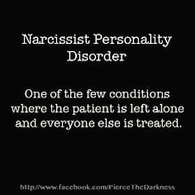 What do you do if you think that you may be a Narcissist