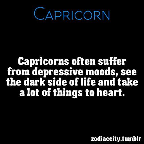 Capricorn silence
