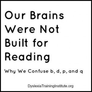 dyslexic reading