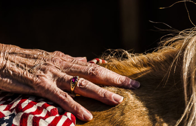 Geraldine's hand by Cee's photography