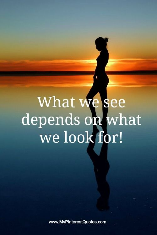 what we see(k)