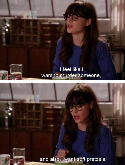 zooey deschanel - Cap thoughts