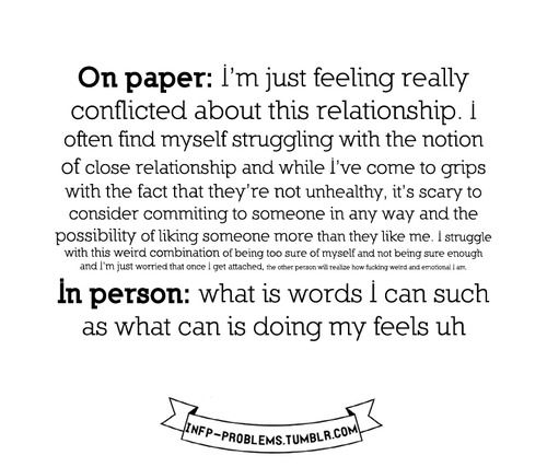 INFP problems 2