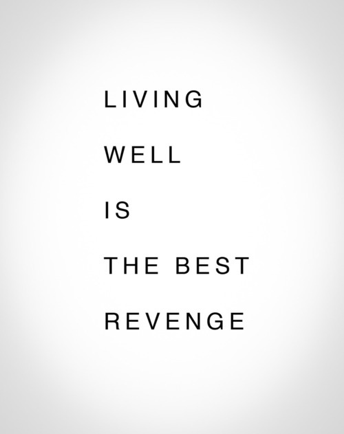 How do you get revenge on a narcissist
