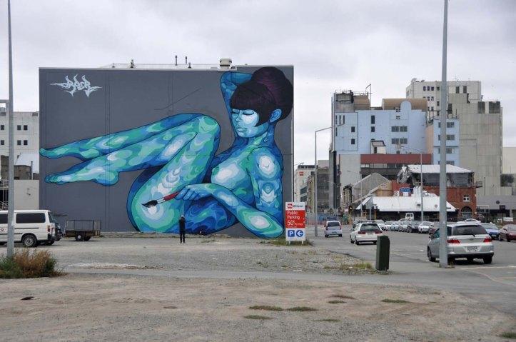 Mural - julie podstolski