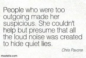 the loud ones