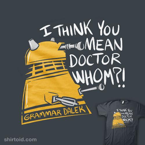 grammar-dalek