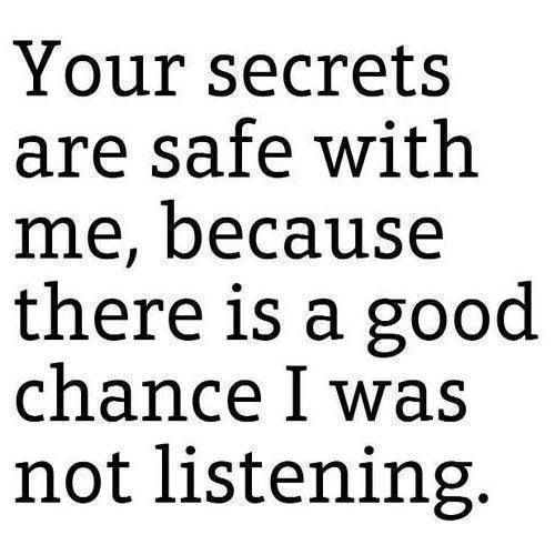 listening secrets