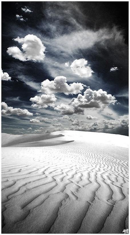 White Desert by Adonis Werther