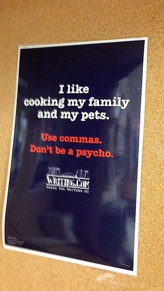 commas - writing.com